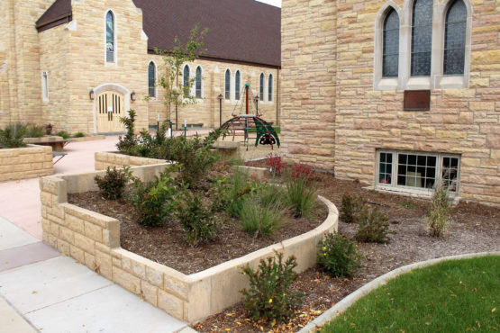 Church Landscaping