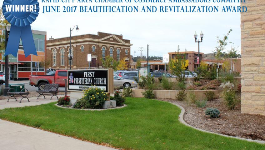 Church Landscaping Beautification Award