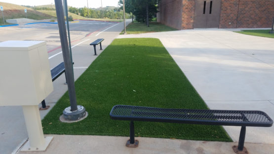 Commercial Landscaping Southwest Middle School